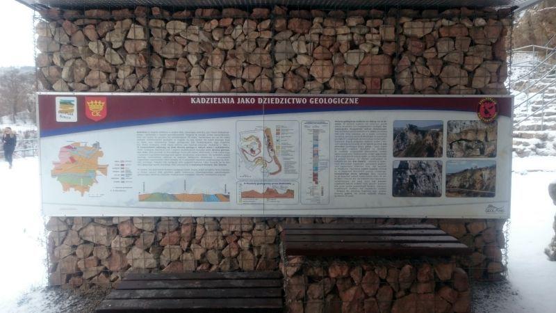 Podziemna Trasa Turystyczna Na Kadzielni