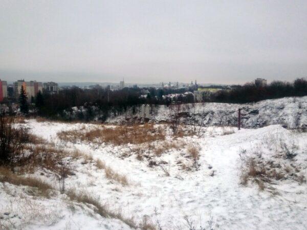 Widok Na Kielce Z Kadzieni