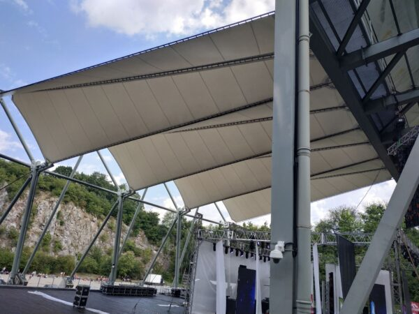 Amfiteatr Kadzielnia Rozsuwany Dach