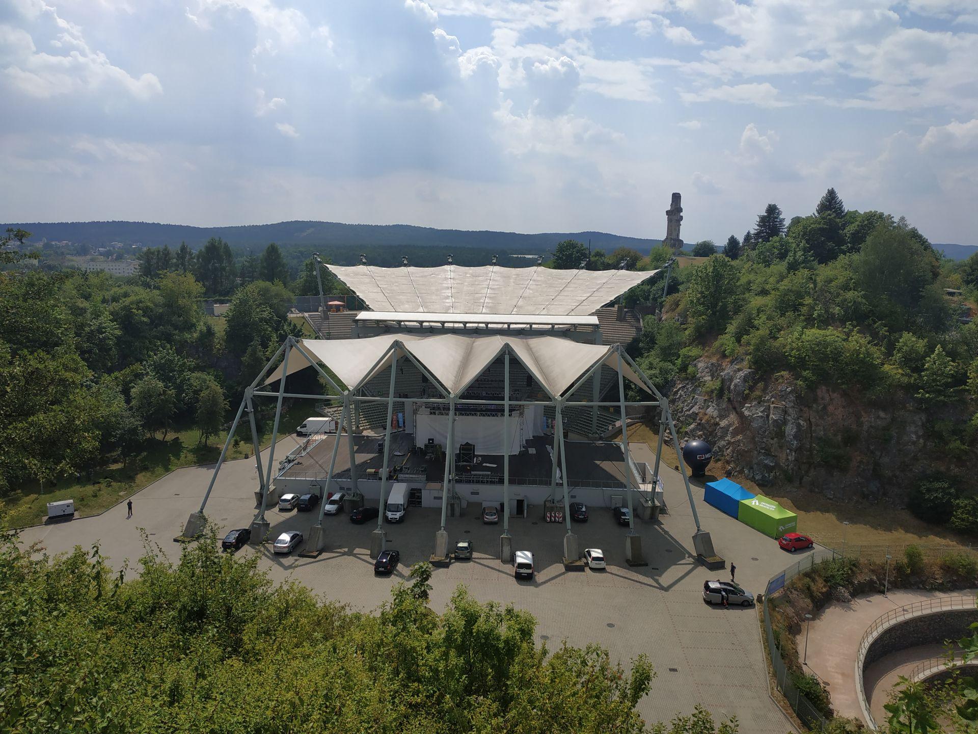 Amfiteatr Kadzielnia