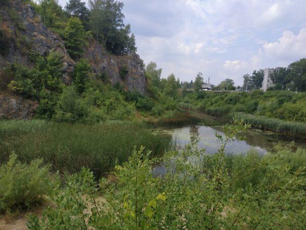 Kadzielnia Jezioro Szmaragdowe