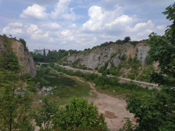 Kadzielnia Kielce Z Gory