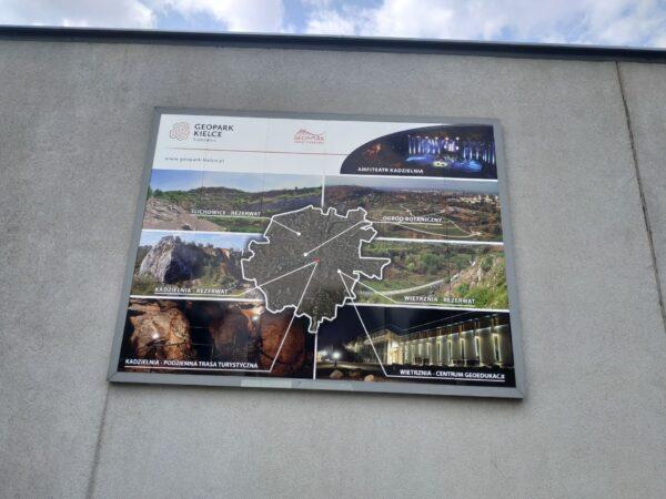 Punkty Geopark Kielce
