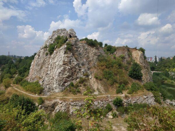 Rezerwat Kadzielnia Kielce