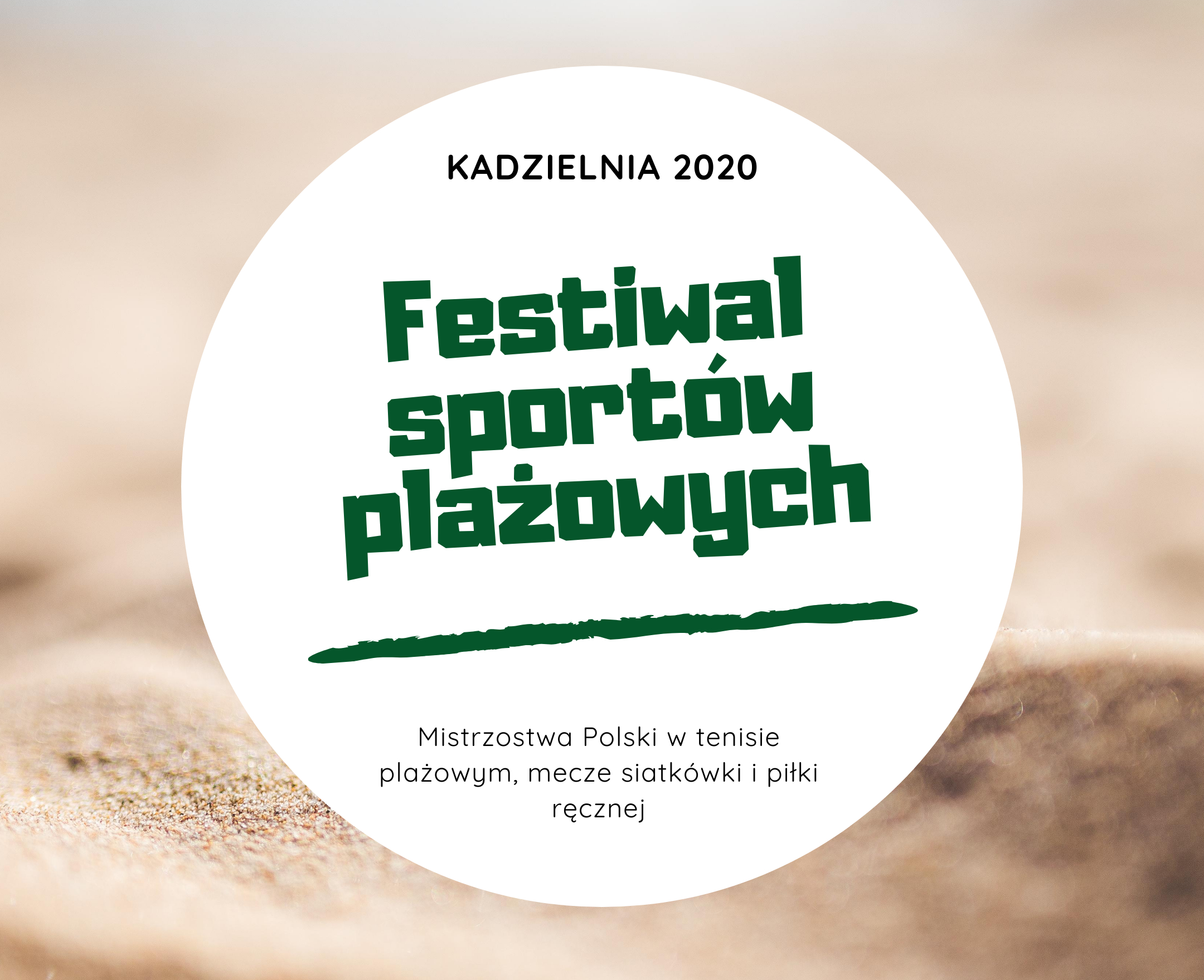Festiwal Sportow Plazowych Kielce 2020