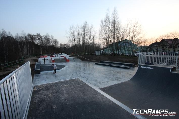 Skatepark Kadzielnia Kielce