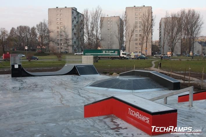 Skatepark Kielce